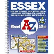 A-Z Essex Street Atlas (Street Maps & Atlases)