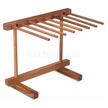 30 x 36 x 2.5cm World Of Flavours Italian Pasta Drying Stand -  pasta drying stand world flavours italian