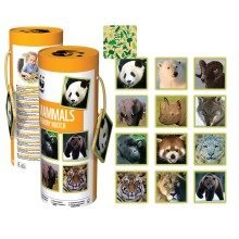 Mammals Memory Match Game - WWF