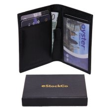 Bifold Carbon Fibre Card Holder | RFID Blocking Card Wallet