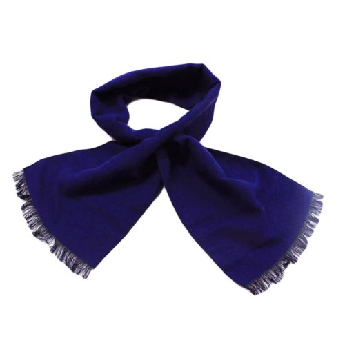 Male Elegant Color Scarf Small Scarf Business Scarves-multicolor