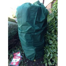 Warming Plant FROST PROTECTION Fleece Jacket Garden Cover Med 105x80cm 35gsm