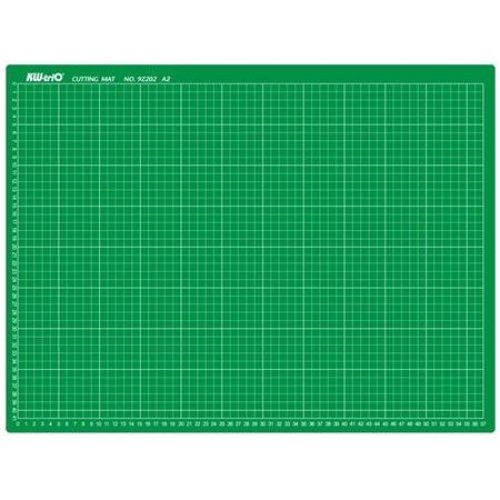 450x 600mm A2 Cutting Mat -  cutting mat a2 printed grid lines knife board a3 a4 self healing craft