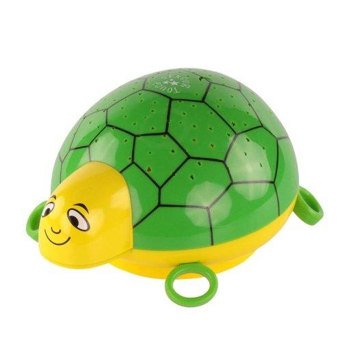 Ansmann Lullaby Starlight Turtle 15.6x12.2x9 cm Green 1800-0002