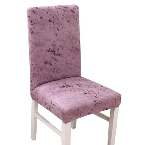 Spandex Fabric Stretch Dining Room Chair Slipcover - The Chair is not Included - 23