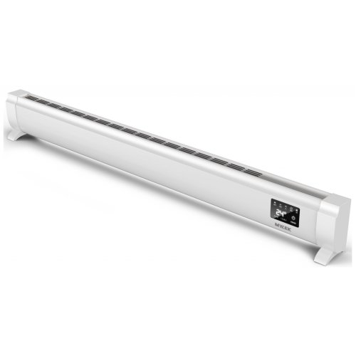 MYLEK 1KW Electric Baseboard Heater | Skirting Board Heater