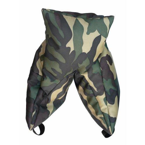 Grappler Camera Bean bag. Army woodland DPM
