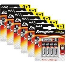 30 x Energizer AAA Alkaline Power Plus Batteries - LR03, MX2400, MN2400, MICRO