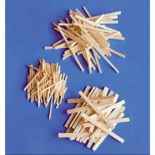 Pbx2470272 - Playbox - Wooden Sticks - 86 X 3 X 3mm - 650 Pcs