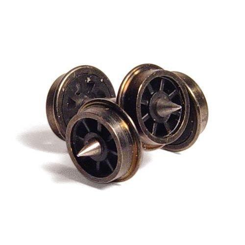 Wagon Wheels Spoked (x10 Axles) - Graham Farish 379-411 - Free Post F1