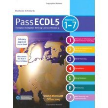 Pass ECDL 5 Units 1-7