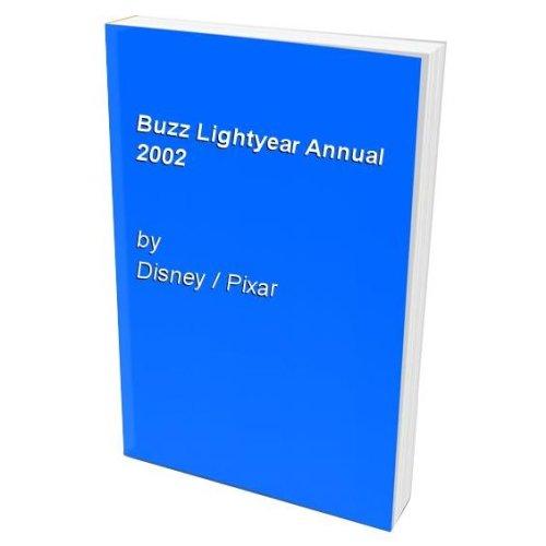 Buzz Lightyear Annual 2002
