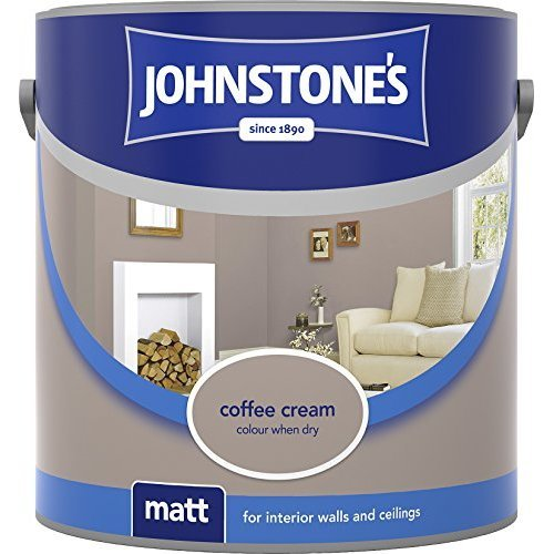 Johnstone's Matt Emulsion | Matt Wall Paint