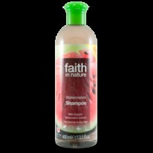 Faith In Nature - With Organic  Watermelon Extracts  Shampoo  400ml