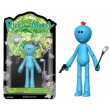 Funko Rick and Morty Meeseeks 5 inch Articulated Action Figure