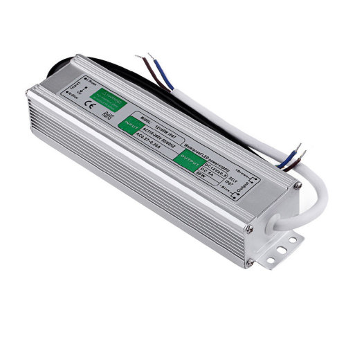 Waterproof DC12V IP67 5A 60W LED Driver Power Supply Transformer