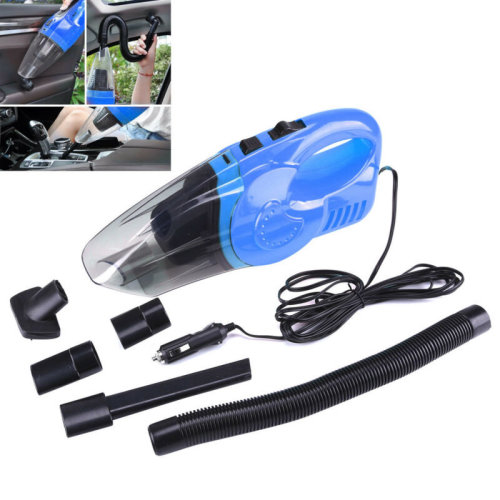 Portable Style Hand Held Car Truck Rechargeable Vacuum Cleaner Hoover Wet DRY