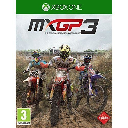 MXGP3 for Xbox One | Official Motocross Video Game