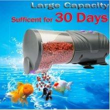 30 Days Automatic Fish Food Feeder
