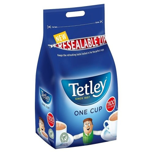 1100 Tetley One Cup Tea Bags 2.5kg