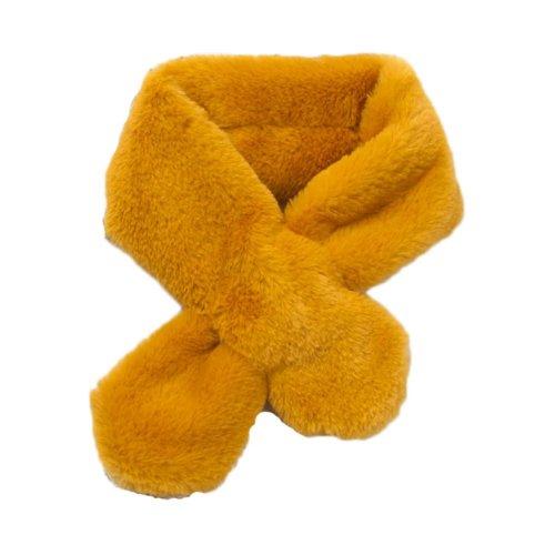 Cute Hot Kids Plush Stuffed Soft Winter Neck Warmer, # 33