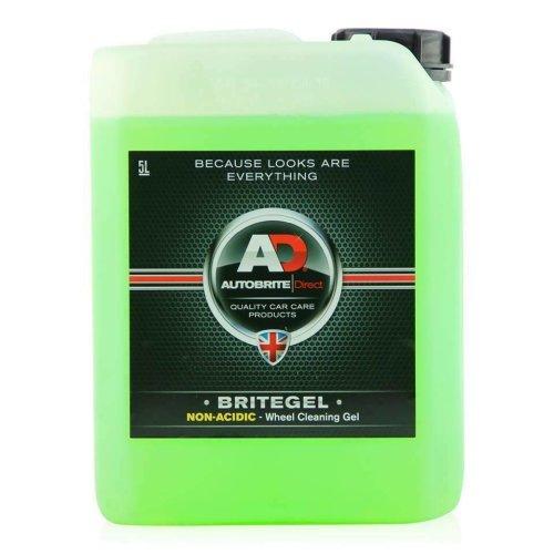 BriteGel Safe Wheel Cleaning Gel 5ltr