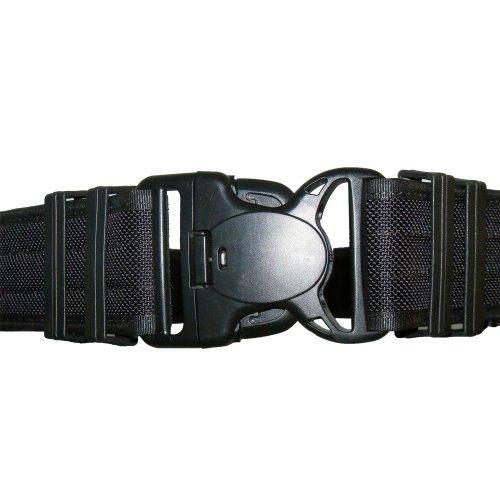 Heavy Duty Professional 1000D Duty Belt -Black