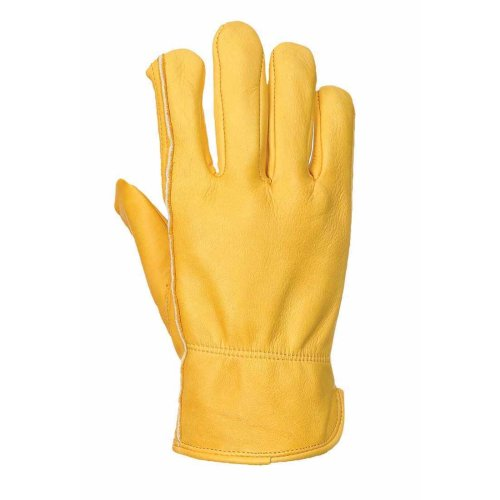 sUw - (1 Pair Pack) Thinsulate Lined Plant Drivers Hand Protection Glove