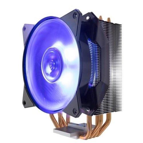 Cooler Master Masterair Ma410p Universal Socket Single Rgb Fan Black Fan Cp MAP-T4PN-220PC-R1