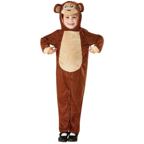 Kids Toddler Monkey Costume