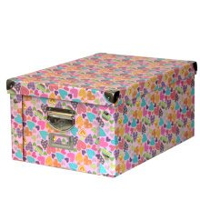 Box Storage/ File Storage Box with Lid, Letter/Legal,Clothes Toys Storage Box  B