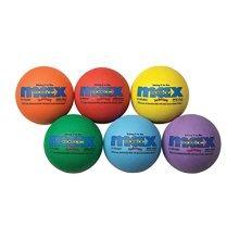 SportimeMax Playground Balls - 13 Inch - Yellow