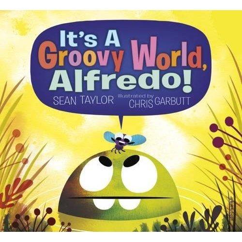 It's a Groovy World, Alfredo!