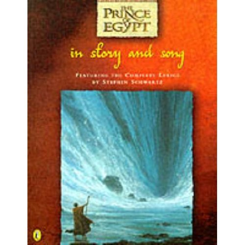 The Prince of Egypt - Deluxe Film Storybook