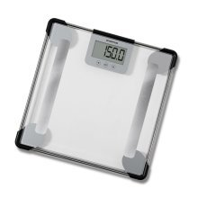 Inventum Body Analyser Bathroom Scales Glass Transparent PW705GB