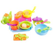 Little Simulation Toys  Playsets Mini Cooking Toys Cooking Tools For Kids