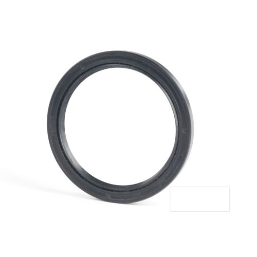 6x16x7mm Oil Seal Nitrile Double Lip With Spring 5 Pack