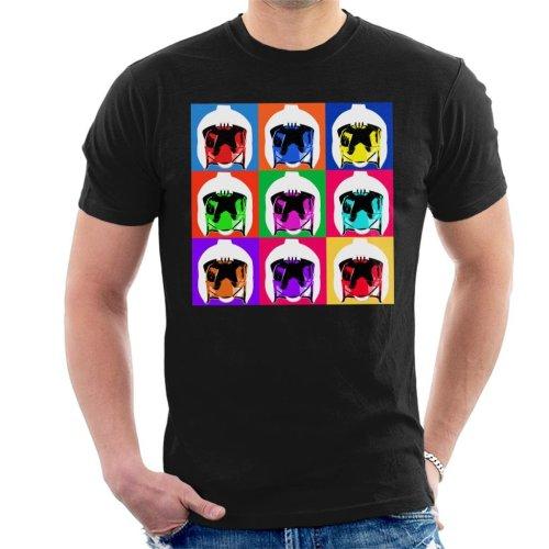 Original Stormtrooper Rebel Pilot Pop Art Men's T-Shirt