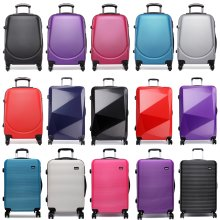 KONO Suitcase Luggage Travel Bag Hard Shell ABS / PC Trolley Case 20 Inch
