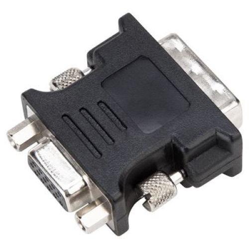 Targus ACX120EUX DVI-I VGA Black cable interface/gender adapter