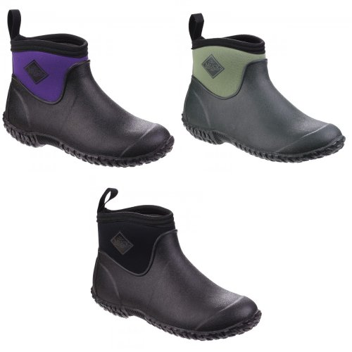Muck Boots Womens/Ladies Muckster II Ankle All-Purpose Lightweight Shoe