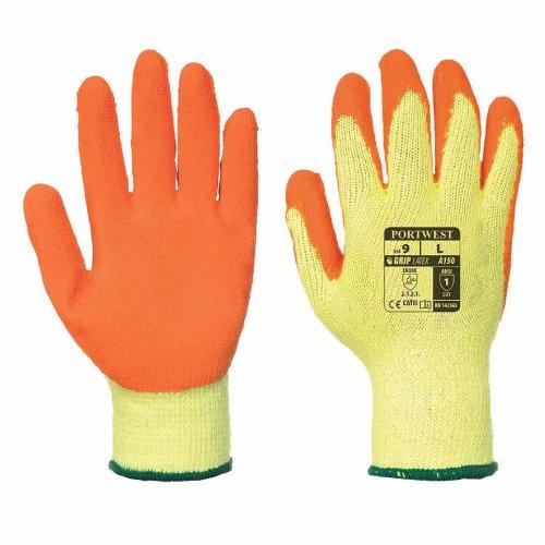 sUw - Mens Fortis All Purpose Gripper Gloves (1 Pair Pack)