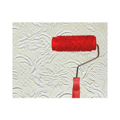 Classical Embossed Paint Roller Wall Painting Runner Wall DIY Tool, Pattern 25