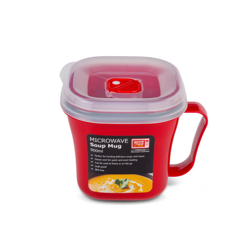 Good2Heat Plus Soup Mug 900ml