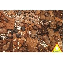Piatnik Chocolate Jigsaw Puzzle (1000 Pieces)