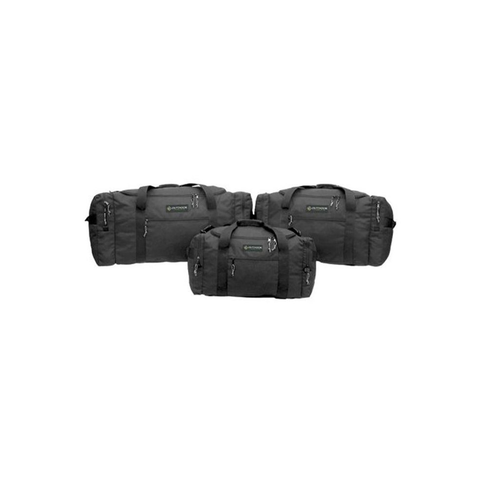 Outdoor Products 604736 Large 15in X 30in Mountain Duffle Black On