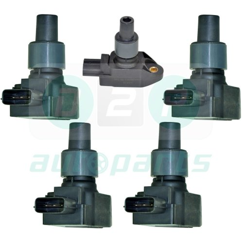 MAZDA RX8 IGNITION COIL PACKS SET OF 4 N3H1-18-100, N3H1-18-100B, N3H1-18-1009U