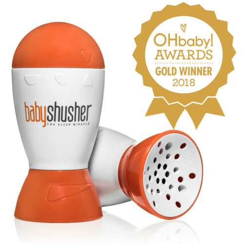 Baby Shusher For Babies — Sleep Miracle Soother Sound Machine