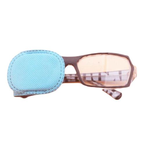 12PCS Amblyopia Eye Mask For Glasses Strabismus Lazy Eye Patches Medium-Blue