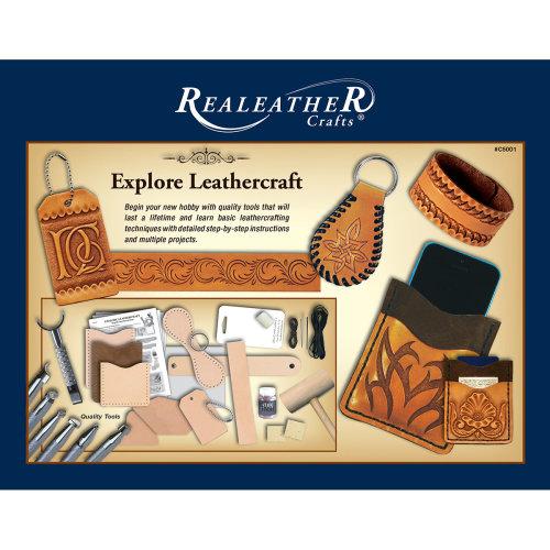 Explore Leathercraft Kit-